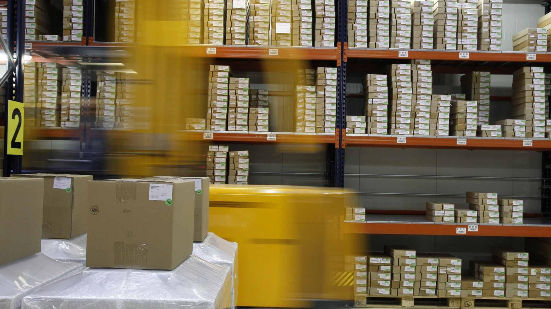 Armazenagem, Picking, Packing e Distribuição